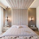 Ongebruikelijk ontwerp van het bed