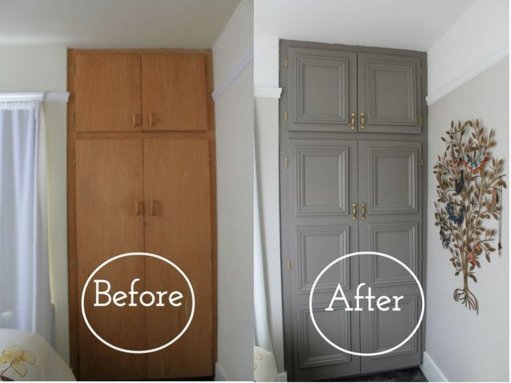 Réaménagement de la porte