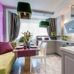 bank in de keuken comfortabel ontwerp