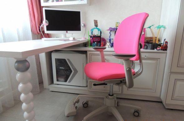 baby computer stoel