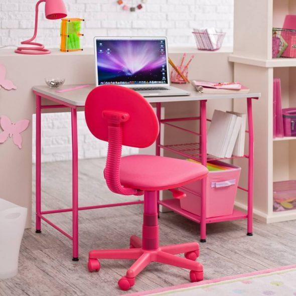 computer stoel voor een kind