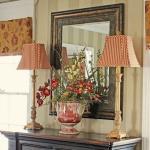 miroir de style vintage