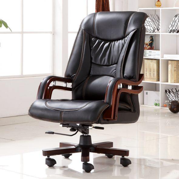 comfortabele computer stoel