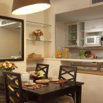 hauteur de table de cuisine standard