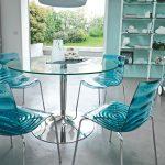 hauteur de la table et des chaises