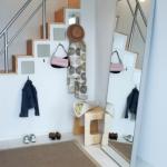 conception de miroir de couloir