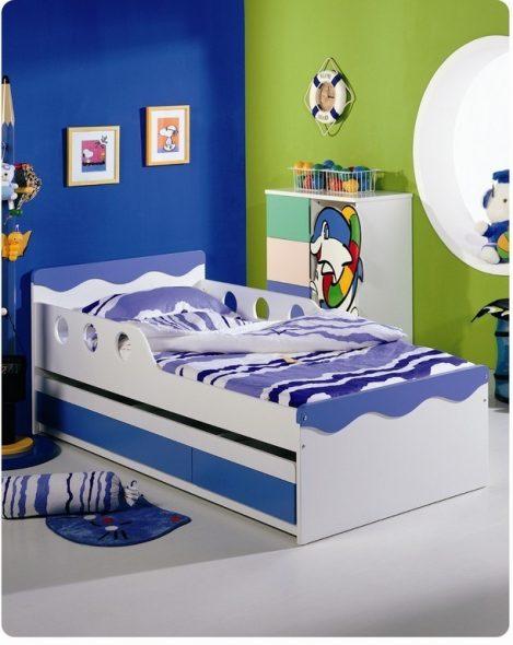 Sécurité et durabilité du lit d'enfant