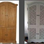 La décoration des vieux meubles avec leurs propres mains