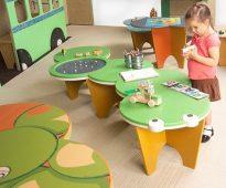 Mobilier de jeu pour enfants