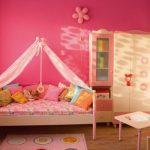 Chambre d'enfant pour filles Princess