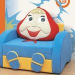 Chaise-lit pour enfant Masha