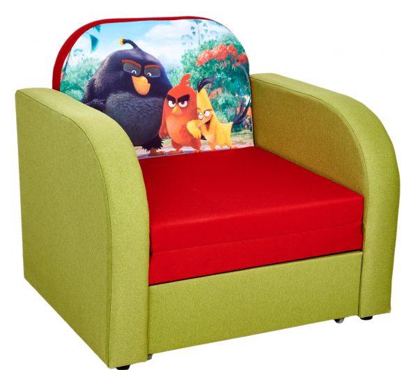 Fauteuil-lit pliant avec une boîte pour le linge de jouet