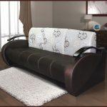 Canapé-lit pour un usage quotidien avec un matelas