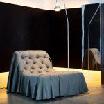 Fauteuils lits sans accoudoirs design