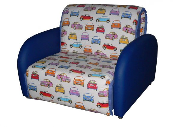 Chaise-lit pour enfants photo
