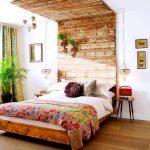 idées de lit en bois