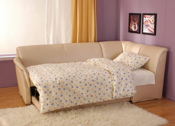 Petit canapé pour dormir