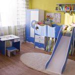 Mobilier pour enfants modulaire Seaman