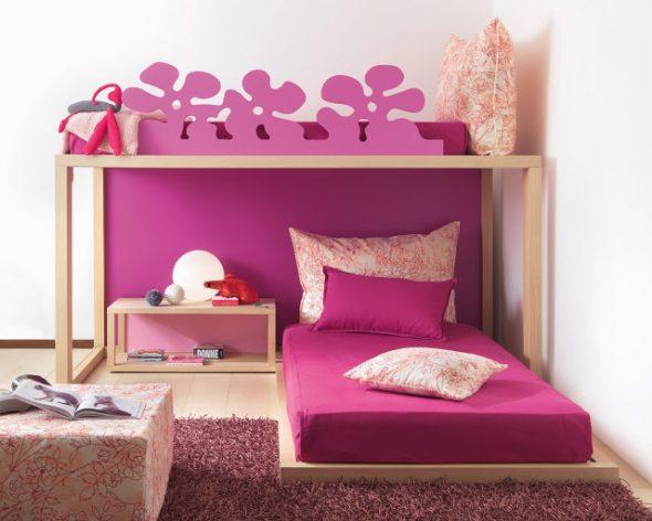 Une variété d'options de lits superposés