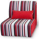 AKVAREL fauteuil-lit moderne et élégant
