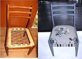 Retravailler chaise