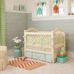 paraurti nella culla per il design dei neonati