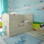 commode de lit pour enfants