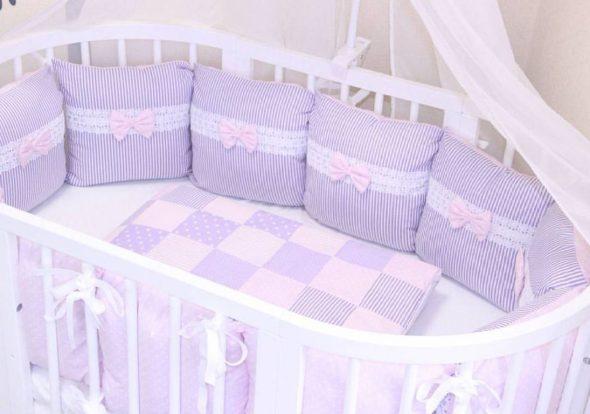 paraurti per i neonati