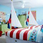 Idées lumineuses chambres à thème pour enfants pour garçons