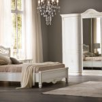 lit en bois classique