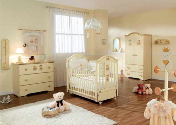 chambres pour les nouveau-nés photos