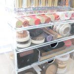 commode pour la conception de cosmétiques