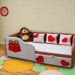 lit d'enfant à partir de 3 ans