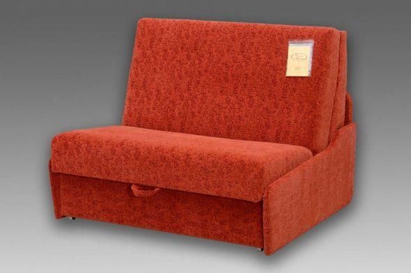 fauteuil lit sans accoudoirs Venise