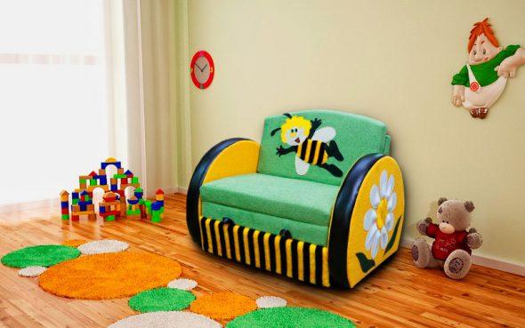 chaise de lit bébé