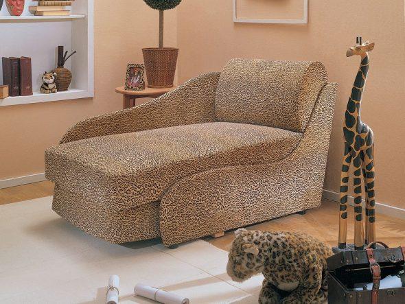 fauteuil-lit pour enfants