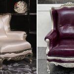 fauteuil design anglais