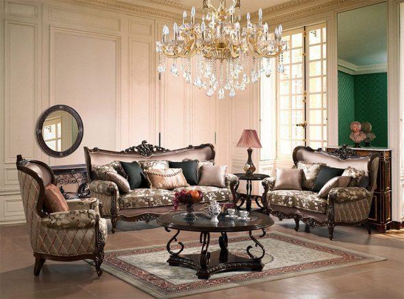 fauteuil avec sofa anglais