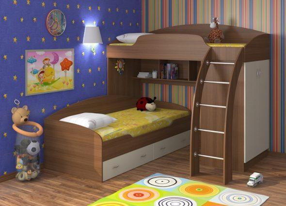 lit de pépinière