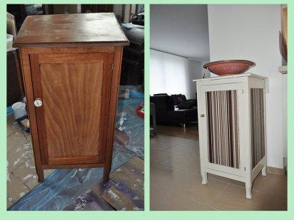 refaire les vieux meubles