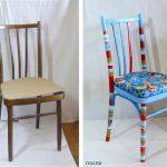 modification de la chaise dans la salle