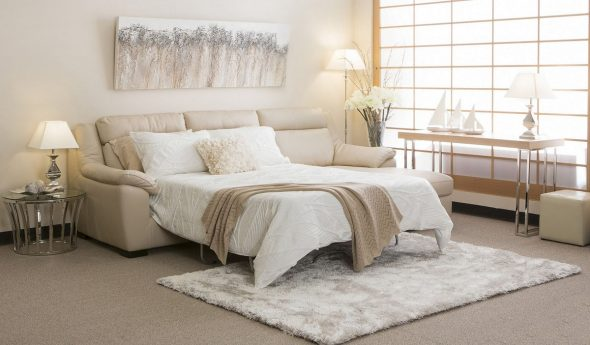 ramasser le caoutchouc mousse pour le canapé