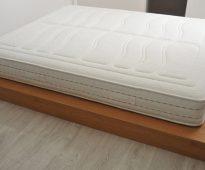 om de matras voor het tweepersoonsbed te kiezen