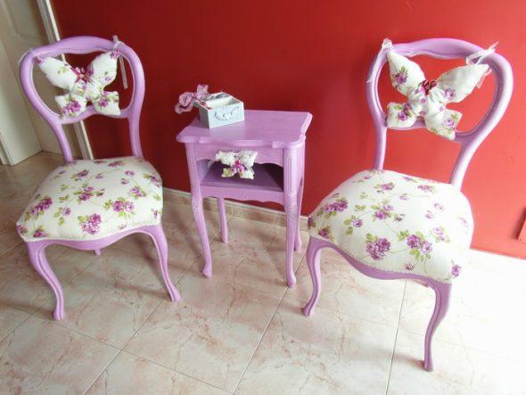 excellents exemples de revitalisation de salles avec des chaises