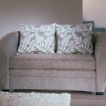 fauteuil avec oreillers