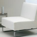 Chaise de lit scandinave