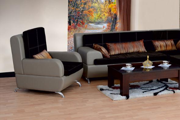 fauteuil-lit moderne