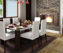 tables dans le salon