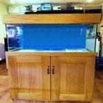 piédestal pour l'aquarium faites-le vous-même