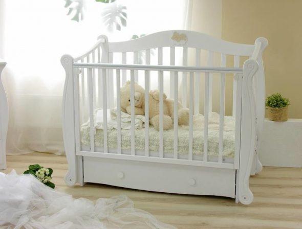 choisir un lit pour les nouveau-nés